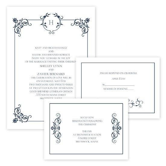 Sep and Send Wedding Invitations
