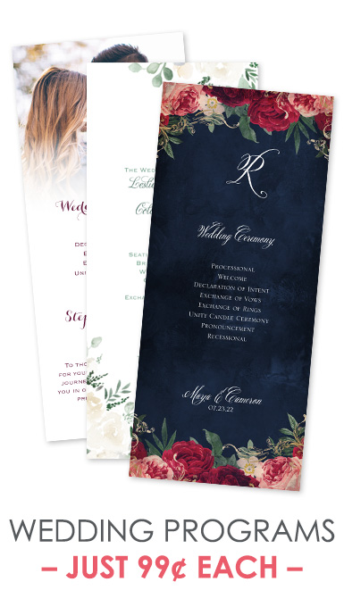 Wedding Invitations With Free