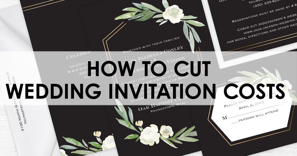 Budding Beauty Invitation