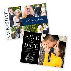 Modern Save The Dates