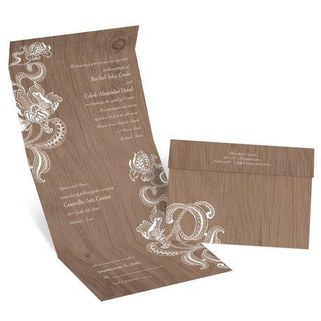 Lotus Sketch - Seal and Send Invitation