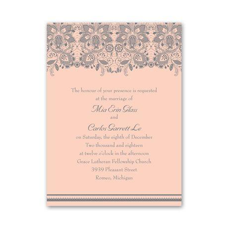 Lacy Romance - Petite Invitation