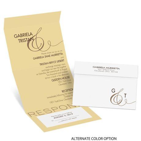 Pure Style - Seal and Send Invitation