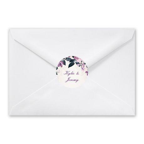 Victorian Floral - Envelope Seal