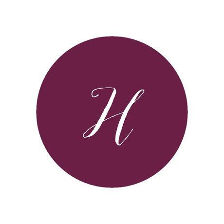 Our Monogram - Envelope Seal
