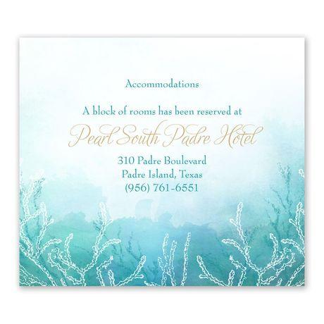 Ocean Dream - Information Card