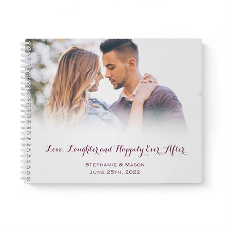 Sweet and Simple Guest Book