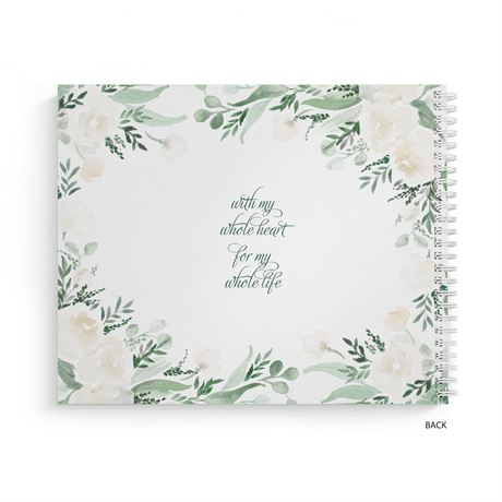 Painted Garden - Guest Book