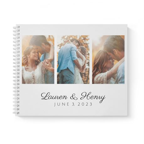 Our Day Guest Book