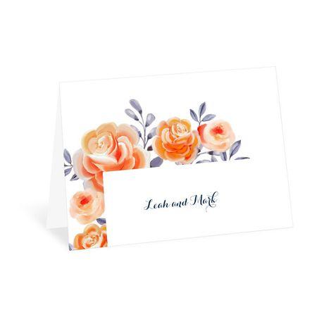 Bountiful Blooms - Thank You Card