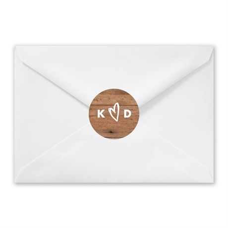 Love And Laughter - Envelope Seal