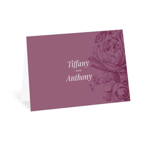 Garden Grace - Thank You Card