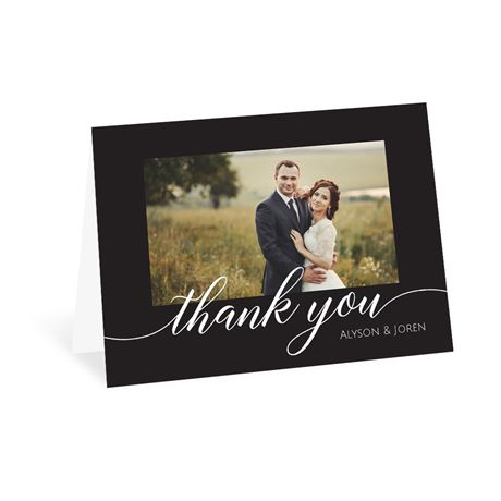 From this Day - Thank You Card