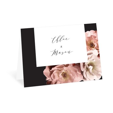Ethereal Thank You Card