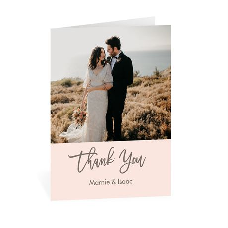 Pure Love - Thank You Card