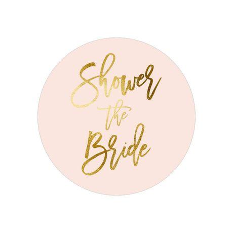 Shower the Bride - Envelope Seal