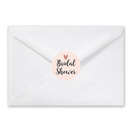 Bridal Shower - Envelope Seal
