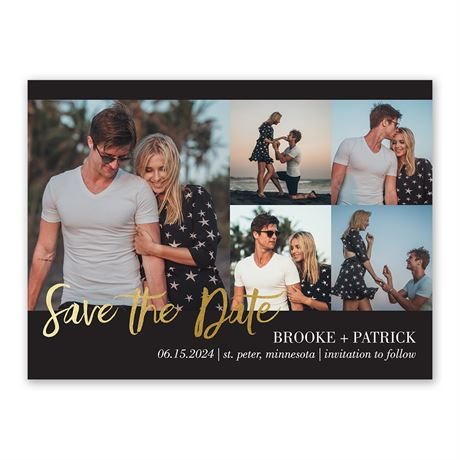 Photo Mix - Save the Date