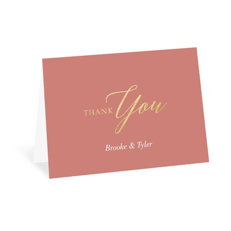 The Greatest is Love - Thank You Card