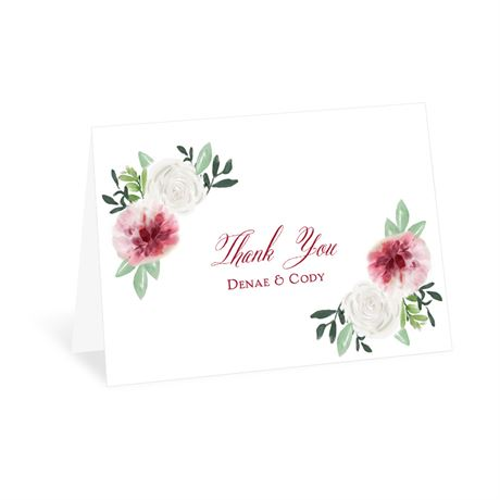In Bloom Thank You Card