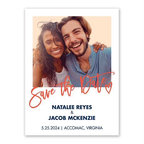 So In Love - Save the Date