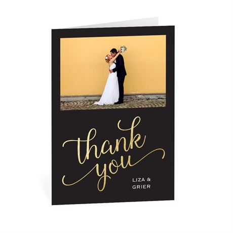 Always You - Thank You Card