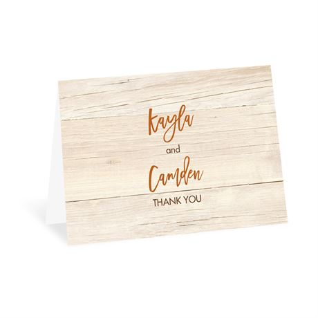This Day - Thank You Card