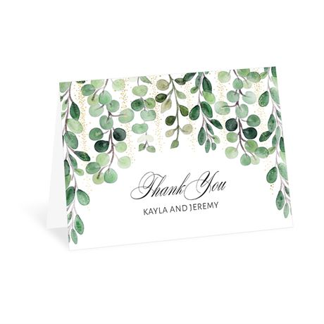 Under the Trees Thank You Card