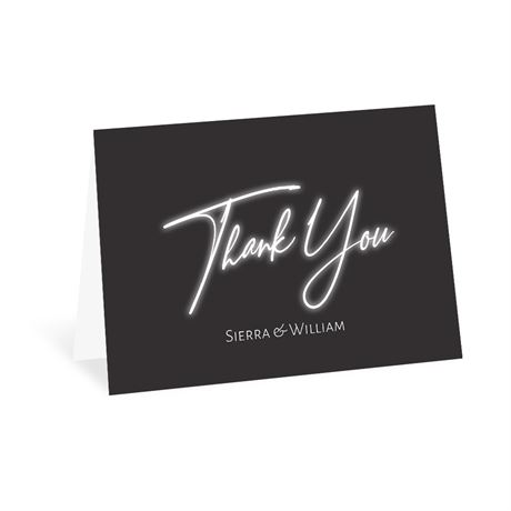 Bright Forever Thank You Card