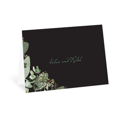 Bold Botanical - Thank You Card