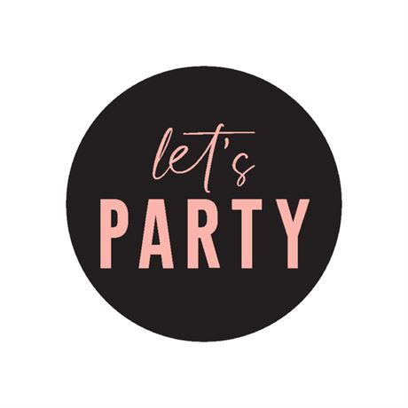 Party Time Envelope Seal