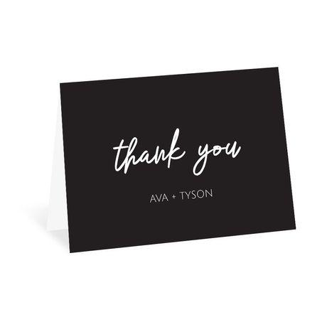 Happy Celebration Thank You Card
