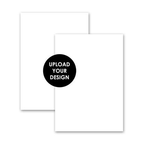 You Design We Print Enclosure Card