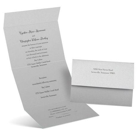 Shine Bright - Seal and Send Invitation