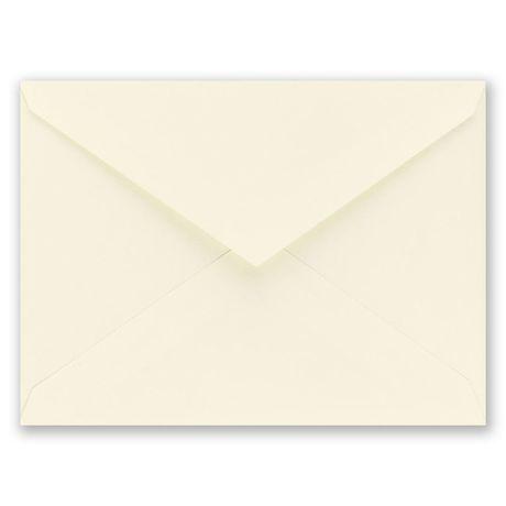 "Ecru Envelope  4 3/4"" x 6 1/2"""