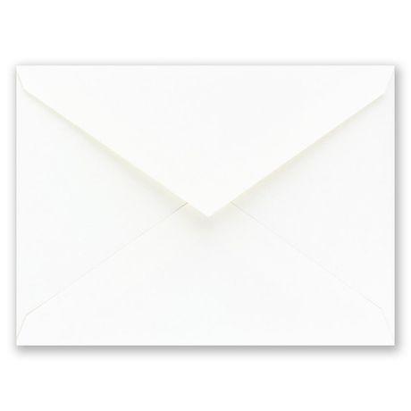 """White Envelope 4 3/4"""" x 6 1/2"""