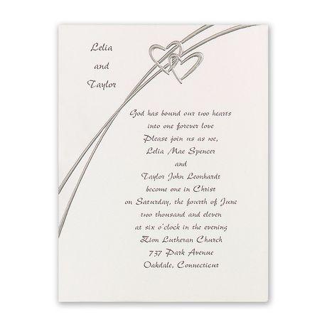 Love Struck - Invitation