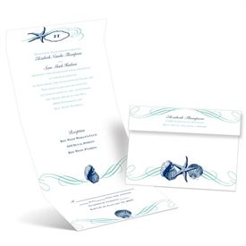 Perfect Waves - Seal and Send Invitation