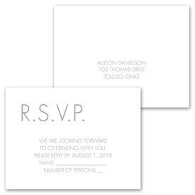 Photo Favorites - Invitation with Free Respond Postcard