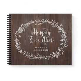 Wedding Guest Books: 