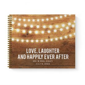 Brilliant Lights Guest Book