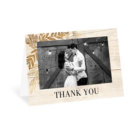 Wedding Thank You Cards: 