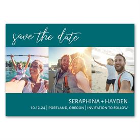 Love Story - Save the Date Magnet