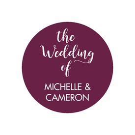 Wedding Envelope Seals: Our Wedding Envelope Seal