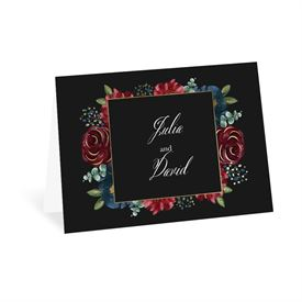 Wedding Thank You Cards: Opulence Thank You Card