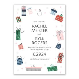 Holiday Save The Dates: 