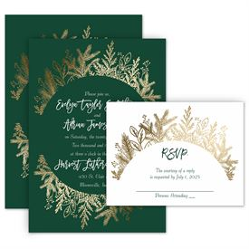 Winter Wedding Invitations: 