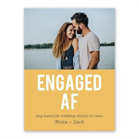 Engagement Announcements: 