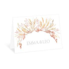 Wedding Thank You Cards: Boho Beauty Thank You Card