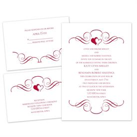 Love Bound - Separate and Send Invitation